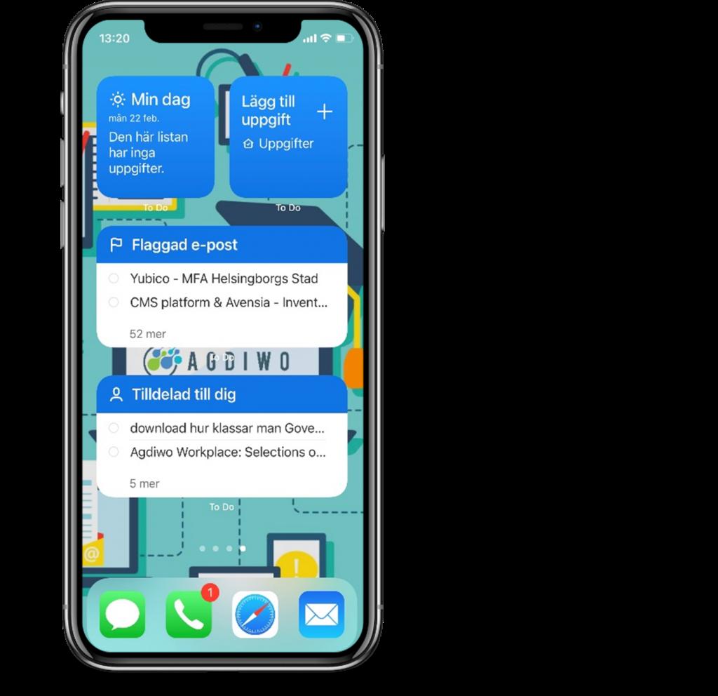 Microsoft To Do App Widgets